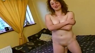 Gross council estate biotch willing to do anal on camera
