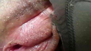 older romanian cam-slut, ugly tits, big vag lips
