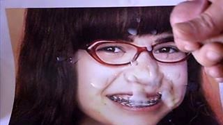 Cum on Ugly Betty