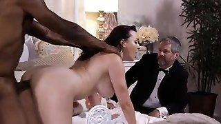 wedding night cheating
