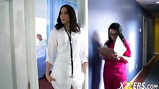 Chanel Preston And Veruca James Her Nurse A Salami