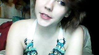 putnēns kissmefirst aiztiek sevi par live web cam