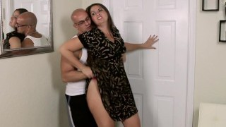 son penetrate his slutty step mother
