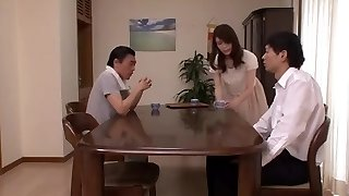 ignored housewife seduced by parent in-law