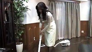 japanilainen kotiäiti creampie1