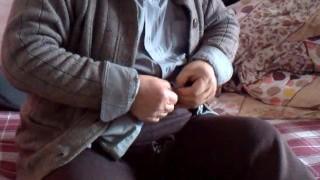 MELEG kínai oldman