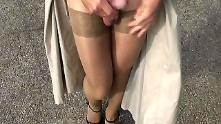 Stocking Outdoor part 5 of 6