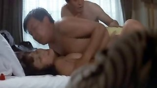 Rock Hard Scandal Sex Drifter 1980 (3 Way erotic scene) MFM