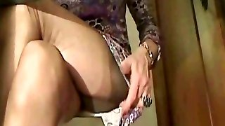 Super killer Stockings legs in cam 1!!!