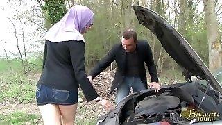 sarah abdelkhader postačovat nevlastní syn mec dans la voiture beurette cesta