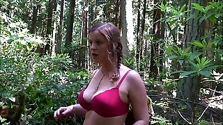 Cheerleader in the Forest - Erin Electra, ElectraChrist