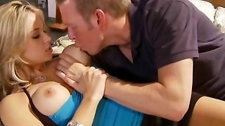 Sarah Sloane leaps for all cocks