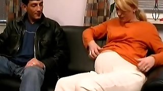 Prego Euro wife having sex