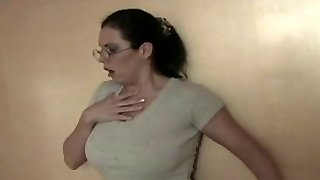 Big boobs and a superslut are the finest massage