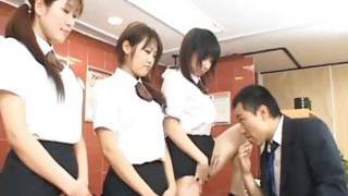 Japanese AV Model urinates