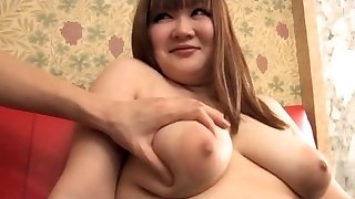 CUTE CHUBBY ASIAN Trussed AND CREAMPIED