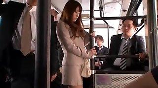 Best Japanese hoe Kokomi Sakura in Fabulous Public, Secretary JAV scene