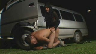 Getting Pounded By The Car