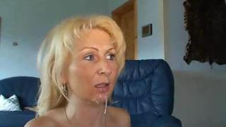 Cleaner Milf In Pantyhose Gets A Great Load