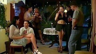 biszexuális csoport-összejövetel