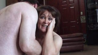 Molly Humps another guest at her house