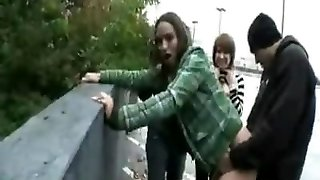 emo nymphs fucking on the street