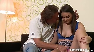 German Teen Very First time Casting