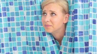 FamilyStrokes - Blonde Milf Pulverizes Step-Son In Shower