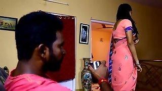 Telugu Super Hot Actress Mamatha Super-hot Romance Scane In Dream
