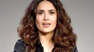 salma hayek's a legtöbb meztelen, legszexisebb, legjobb videó pillanatokat!