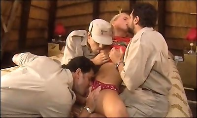 Ash-blonde Kruger Park- Private Video