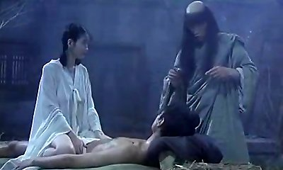 Old Japanese Movie - Erotic Ghost Story III