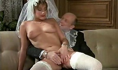 Super-fucking-hot Bride German Retro Film