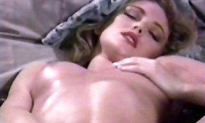Jacqueline Lovell oily masturbation