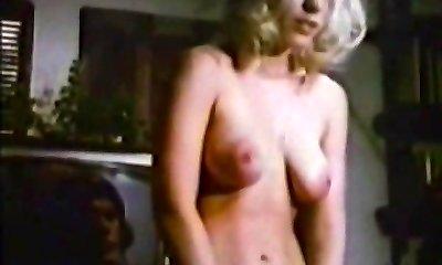 Stacked Blonde Teen Ravaged by the Repairman (1970s Vintage)