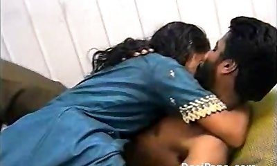 Indian Porn Mature Couple Tantalizing Banging