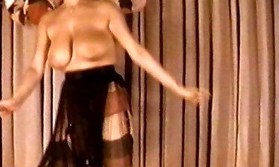 Old School Striptease & Glamour #08