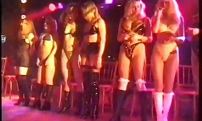 Nude Tabletop Sextravaganza