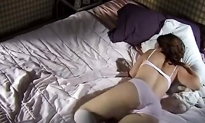Unbelievable pornstar in fabulous cunnilingus, dark haired adult movie