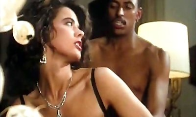Angelica Bella - First Time Interracial