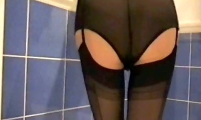 Retro Panties Stockings and Corsets
