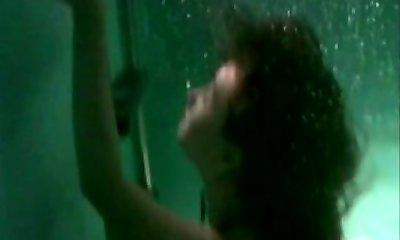 Onderwater Bondage. Breathholding