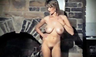 Lil' RED CORVETTE - vintage 80's fat boobs strip dance