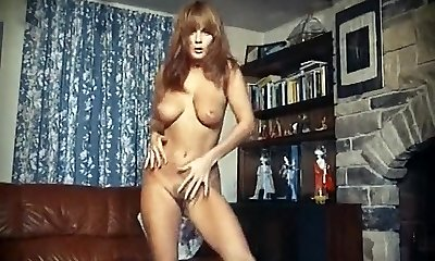 I Enjoy ROCK'N'ROLL - vintage perfect baps striptease dance