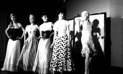 victorias secret de afișare 1960