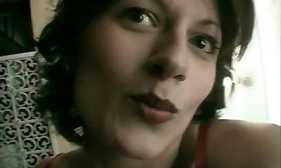 Amateur Suzanne Takes Trio Man Anal Sex
