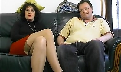 Crazy Hairy, Anal adult flick