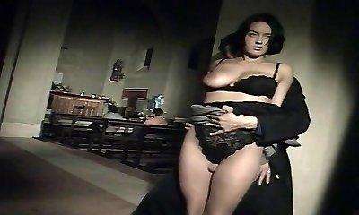 antique intercrural sex (highcut panty)