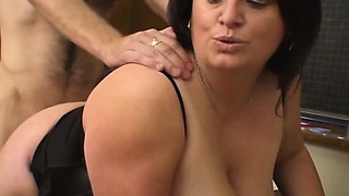 Plus-size Angel Banged In Classroom