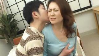 Mina Toujou sexy mother loves part4